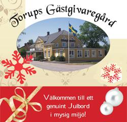 Torups Gastgiveri Julbord Pa Food Event Ab Torup Julbordsportalen