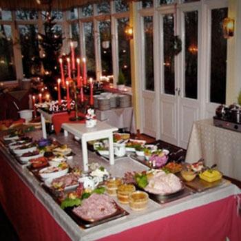Kungsfors herrgård julbord